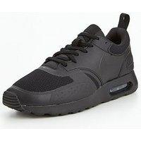 Nike Air Max Vision - Black , Black/Black, Size 9, Men