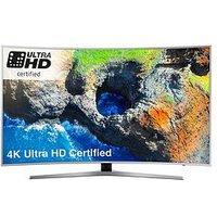 Samsung Ue55Mu6500 55 Inch, 4K Ultra Hd Certified Pro Hdr, Freesat Hd, Smart, Led Curved Tv