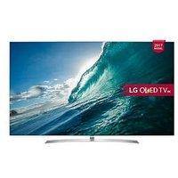Lg Oled55B7V 55Inch, 4K Ultra Hd Premium Hdr, Freeview Play, Smart Oled Tv