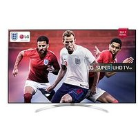 Lg 55Sj850V 55 Inch, Super Ultra Hd 4K Certified Hdr, Freeview Play, Smart Tv