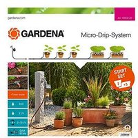 Gardena Gardena Automatic Watering Starter Set For Flower Pots