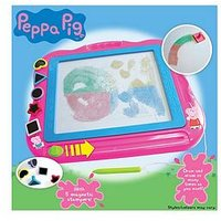 Peppa Pig Deluxe Magnetic Scribbler