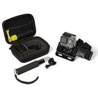 Kitvision Action Camera Travel Case, Chest Mount And Small Extension Pole