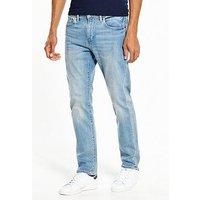 Levi's 502 Regular Tapered Jeans, Dennis, Size 31, Inside Leg Long, Men