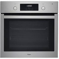Whirlpool Absolute Akp745Ix Built-In Electric Single Oven  - Oven With Installation