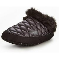 THE NORTH FACE Thermoball™ Tent Mule Faux Fur IV, Black, Size Xs, Women