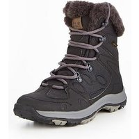 Jack Wolfskin Thunder Bay Texapore Boots, Grey, Size 8, Women
