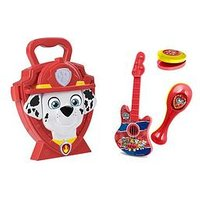 Paw Patrol Marshall Carry Case With Musical Instruments
