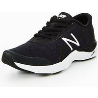 New Balance Gym Workout Wx711v3, Black, Size 3, Women