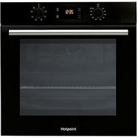 Hotpoint Class 2 Sa2540Hbl 60Cm Built-In Single Electric Oven  - Oven Only