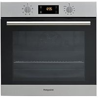 Hotpoint Class 2 Sa2540Hix 60Cm Built-In Electric Single Oven  - Oven Only