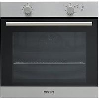 Hotpoint Ga2124Ix 60Cm Built-In Single Gas Oven  - Oven With Installation