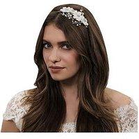 Jon Richard Alan Hannah Devoted Designer Primrose Silk Flower Headband, One Colour, Women