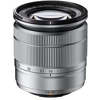 Fujifilm Fujifilm Xc-16-50Mm Mk Ii Lens - Silver