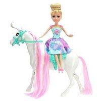 Sparkle Girlz Princess With Horse Set