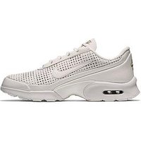 Nike Air Max Jewell, White/Gold, Size 4, Women