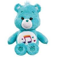 Care Bears Medium Plush With Dvd - Heartsong Bear