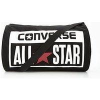 Converse Barrel Duffle Bag, Black, Men