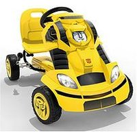Transformers Bumblebee Go-Kart