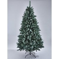 6Ft Blue Green Regal Fir Christmas Tree With Stand
