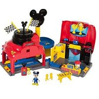 Mickey Mouse Mickey & The Roadster Racers Garage, One Colour