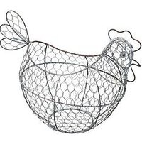 Kitchencraft Classic Collection Wire Egg Basket