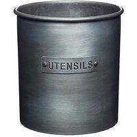 Kitchen Craft Industrial Kitchen Metal Utensil Holder