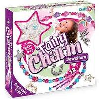 Craft Box Fairy Charm Jewellery