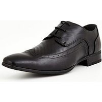 Unsung Hero Jarman Perf Detail Shoe, Black, Size 9, Men