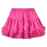 Joules Lilian Tutu Skirt, Pink, Size Age: 4 Years, Women