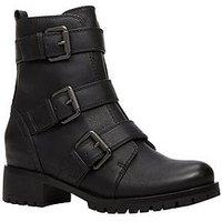 Aldo Call It Spring Laoniel Biker Boot, Black, Size 6, Women