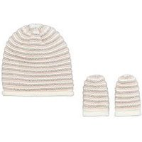 V by Very Baby 2 Pc Stripey Set, Pale Pink, Size 6-12 Months