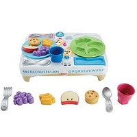Fisher-Price Laugh &Amp; Learn Say Please Snack Set