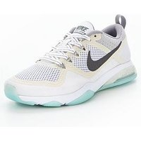 Nike Zoom Fitness Reflect - White/Silver , White/Silver, Size 4, Women