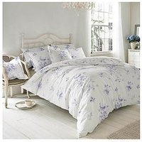 Holly Willoughby Olivia Wedgewood 100% Cotton 200 Thread Count Duvet Cover
