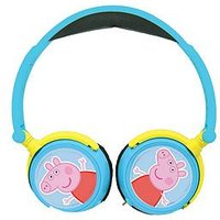 Peppa Pig Kidsafe Headphones