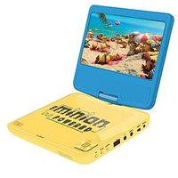 Despicable Me Portable Dvd Player