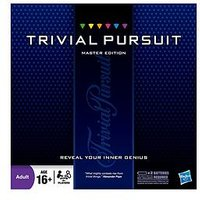 Hasbro Trivial Pursuit: Master Edition
