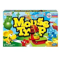 Hasbro Mouse Trap Game From Hasbro Gaming