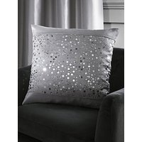 Catherine Lansfield Glitzy Sequin Cushion