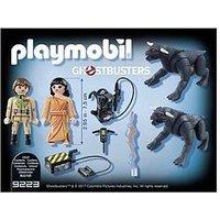 Playmobil 9223 Ghostbusters&Trade; Venkman With Terror Dogs