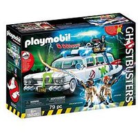 Playmobil 9220 Ghostbusters Ecto-1 With Lights &Amp; Sounds 9220
