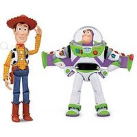 Toy Story - Talking Buzz &Amp; Woody Buddie