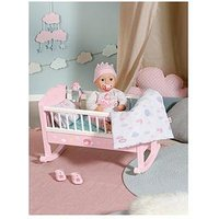 Baby Annabell Sweet Dreams Bed