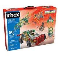 Knex Power &Amp; Play 50 Model Motorised Building Set