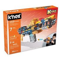 Knex K Force Flash Fire Motorised Blaster Building Set