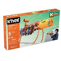 Knex K Force Sabretooth Roto Shot Blaster Building Set