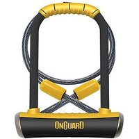 Onguard Pitbull Shackle Bike Lock - Sold Secure Gold Standard