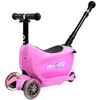 Micro Scooter Mini-To-Go Deluxe Plus - Pink