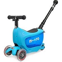 Micro Scooter Mini-To-Go Deluxe Plus - Blue